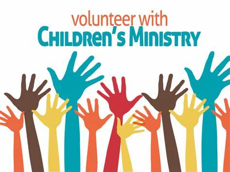 Volunteer With Children Ministry